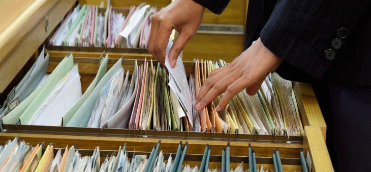 Kolejne zmiany dla Przedsiębiorców. Od 1 stycznia 2019 r. firmy będą przechowywać dokumenty pracownicze przez 10, a nie jak dotychczas, 50 lat.